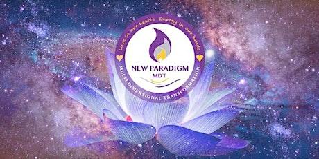 New Paradigm MDT Shamballa de base (rééquilibrage énergétique) billets
