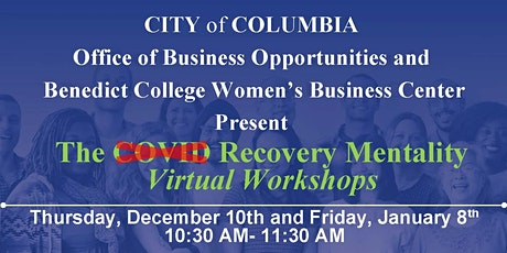 The COVID Recovery Mentality - Part II tickets