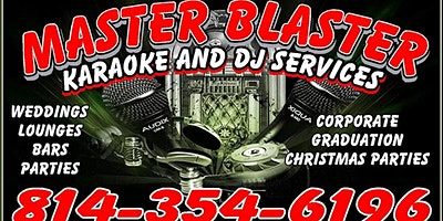 LIVE MUSIC: Master Blaster