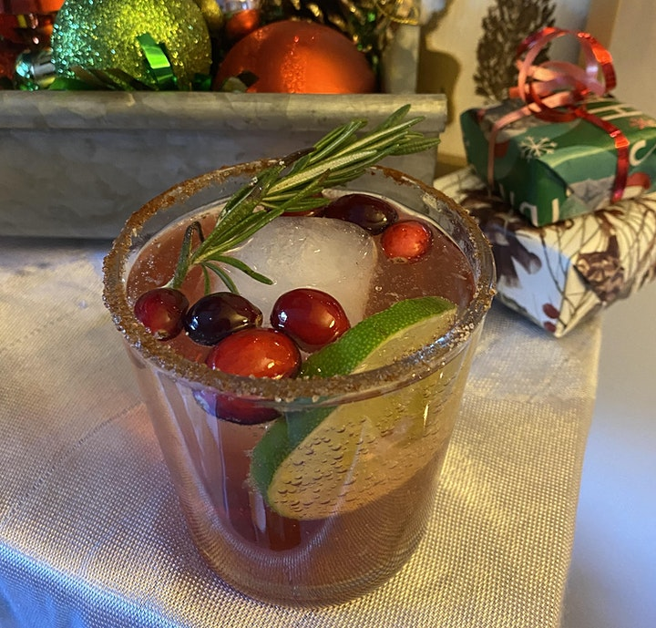 Lady to Lady Holiday Party! Cocktails, Carols, and Comedy! image