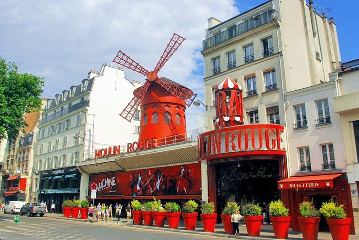 Women of the Moulin Rouge and Montmartre image