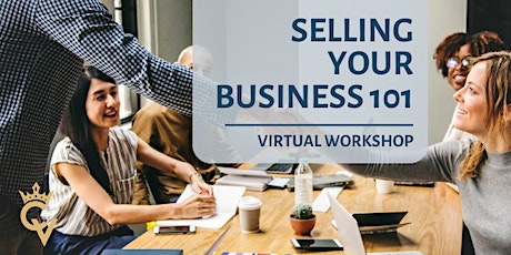 Selling Your Business 101 tickets