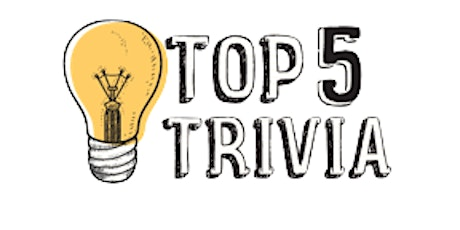 Trivia Night with Top Five Trivia tickets