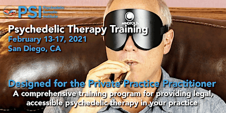 Psychedelic Therapy Training with PSI: San Diego, CA tickets