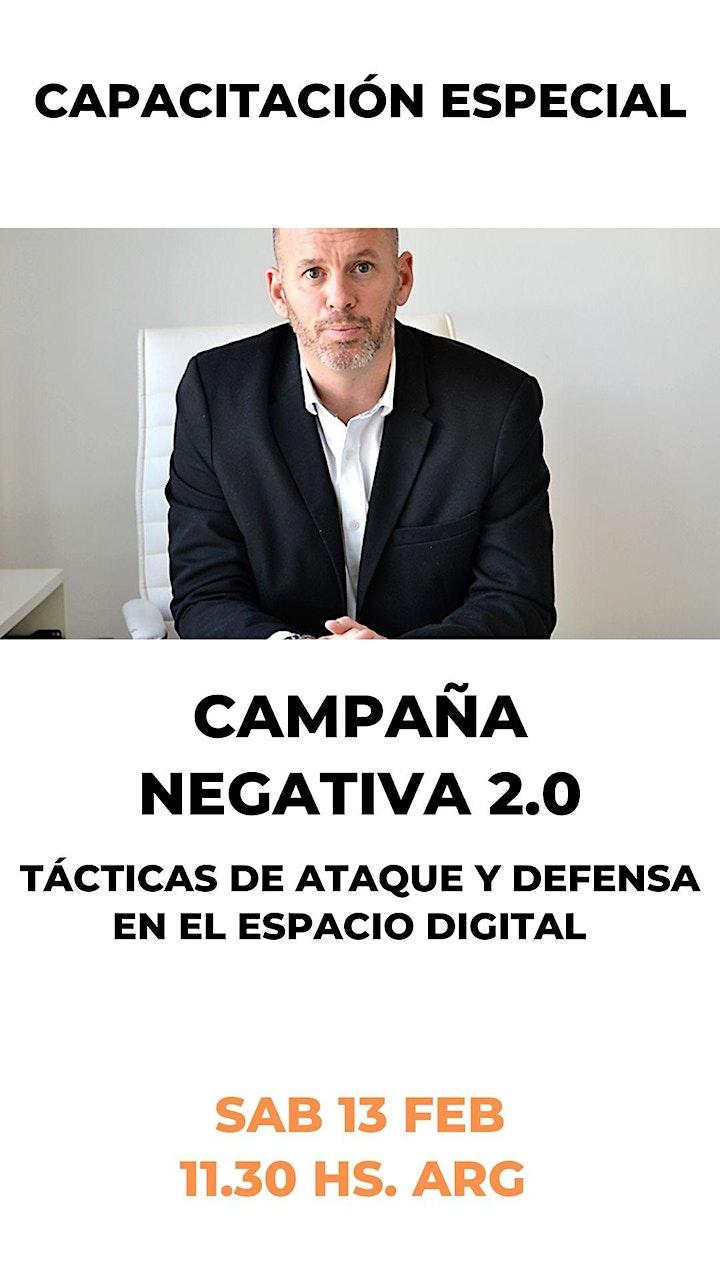 Imagen de Campaña Negativa 2.0