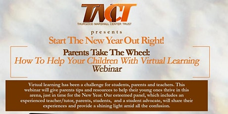 Parents Take The Wheel: How To Help Your Children With Virtual Learning tickets