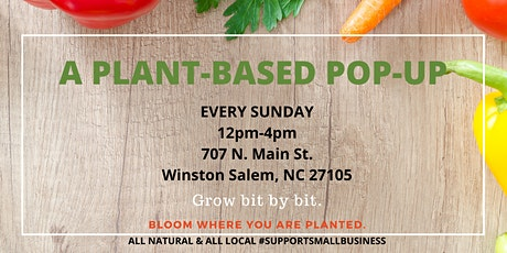 A Plant-Based Pop-Up tickets