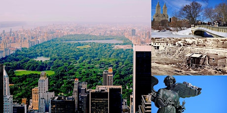 'Central Park: The World's Greatest Urban Green Space' Webinar tickets
