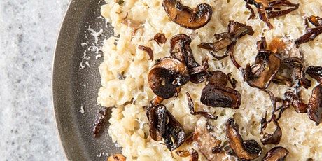 Authentic Italian Risotto and Panna Cotta - Online Cooking Class by Cozymeal™ tickets