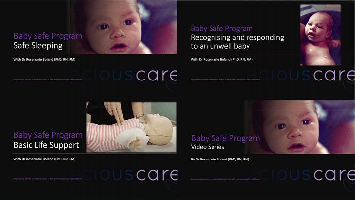 Baby Safe Program- Deluxe package image