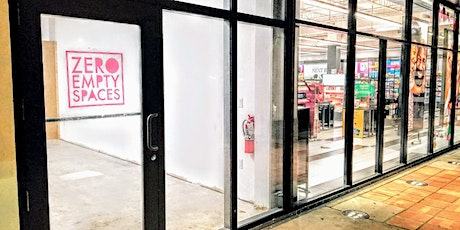 Zero Empty Spaces #12 (Rivers Market, FTL) Open House & Info Session tickets