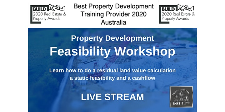 Property Development Feasibility Workshop image