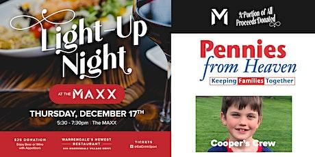 Light-Up Night at The MAXX tickets