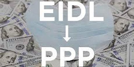 SBA PPP-EIDL tickets