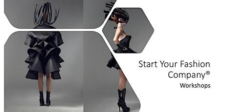 Fashion Startup Workshops - LIVE ONLINE tickets