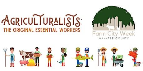 2020 Farm City Week Agricultural Virtual Tour tickets