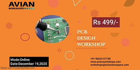 PCB design workshop tickets
