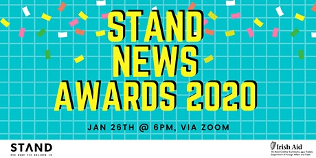 STAND News Awards 2020  tickets