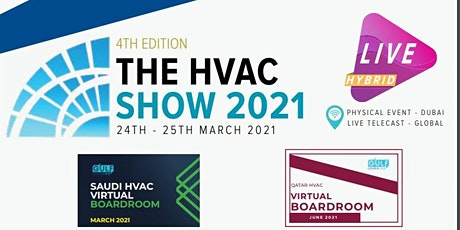 Gulf Learning THE HVAC SHOW 2021 tickets