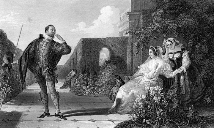 Michael Corbidge Teaches Twelfth Night image