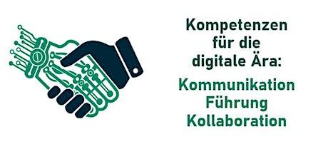 Kompetenzen für die digitale Ära - Vortragsreihe Tickets