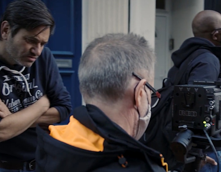 Filmmaker Intensive: Directing and the DP image