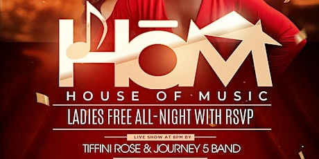 Saturday Night (HOM) HOUSE OF MUSIC: #1 Sexy-Fly- Professional Party tickets