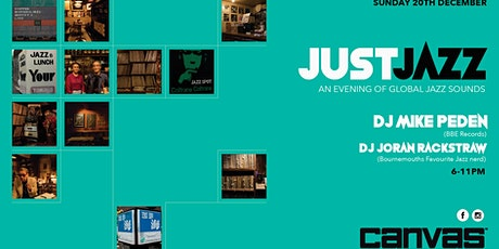 Just Jazz: An Evening of Global Jazz Sounds tickets