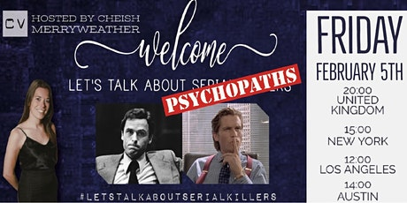 Inside The Mind Of Psychopaths - LIVE tickets