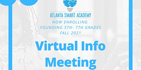 Virtual Information Session tickets