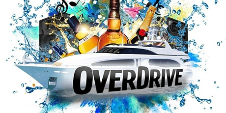 Overdrive Cruise Crop Over tickets