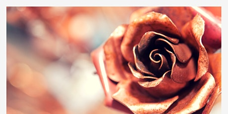 Craft a Copper Rose for Valentine's Weekend tickets