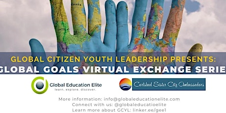 Global Citizen Youth Leadership Virtual Meeting tickets