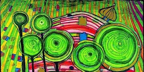 Kruip in de huid van Hundertwasser tickets