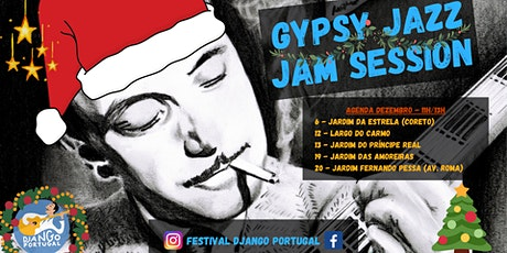 Gypsy Jazz Jam Session tickets