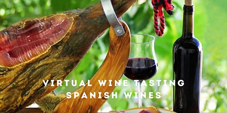Discover Spanish wines with a sommelier. Online Wine Tasting, tickets