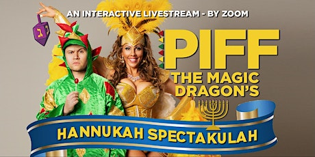 Piff the Magic Dragon - Hannukah Spectakulah tickets