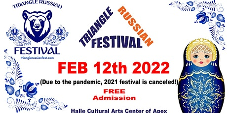 Triangle Russian Festival 2022 tickets