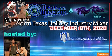 North Texas Holiday Industry Mixer tickets