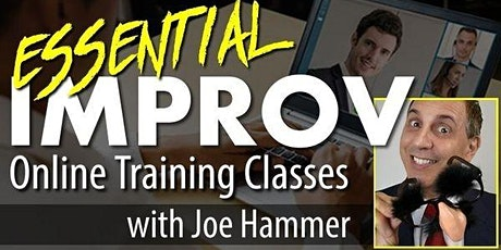 Online  Essential Improv Comedy Classes tickets