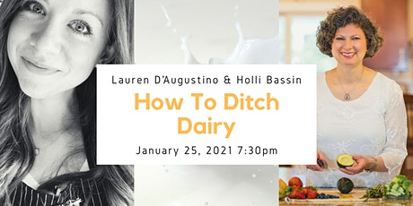 How to Ditch Dairy tickets