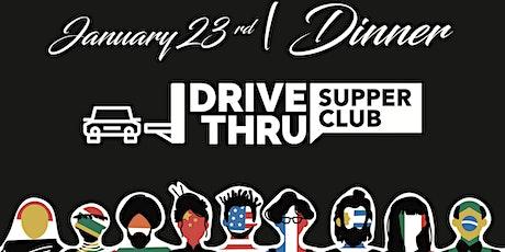 African (Burkina Faso & Ivory Coast) Drive-Thru Supper Club tickets