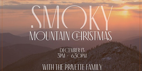 Smoky Mountain Christmas tickets