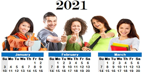 Develop Customized Calendar using Microsoft Excel (FREE) tickets