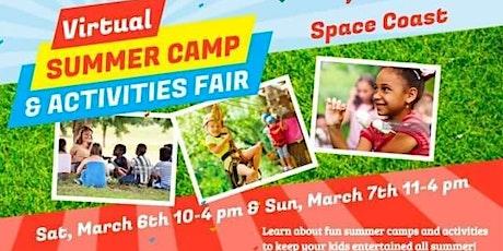 Space Coast Virtual Camp Fair tickets