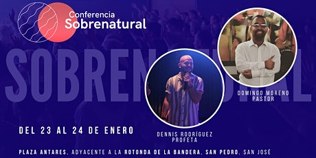 Conferencia Sobrenatural tickets