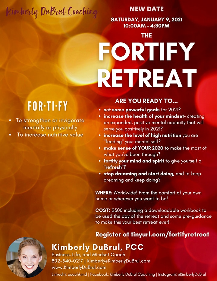 The Fortify Retreat image