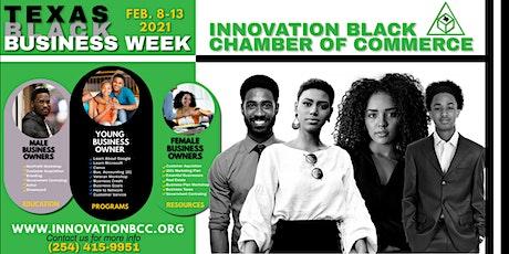Texas Black Business Week 2021 tickets