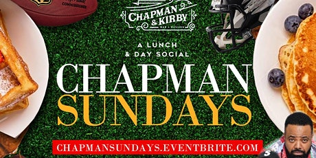 Chapman & Kirby Sunday Funday: Brunch | Day & Night Social 12-10pm tickets
