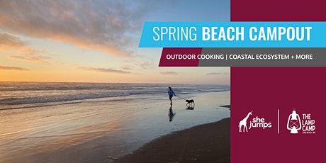 WA SheJumps Spring Beach Campout tickets